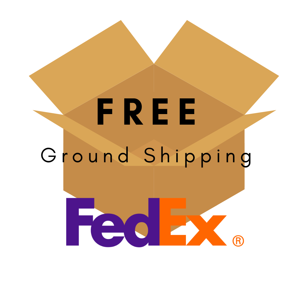 Free Ground Shipping - Shirts Next Day