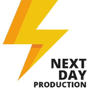 Next Day Rush Production - Shirts Next Day